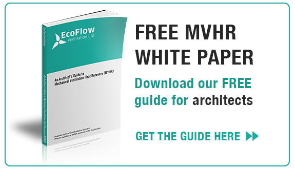 Free MVHR guide for Architect's