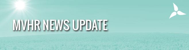 MVHR News from EcoFlow Ventilation