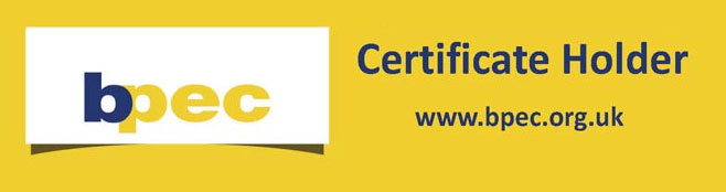 EcoFlow Ventilation are BPEC Certified for MVHR Installation